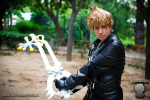 Roxas - Who are you? by Spwinkles