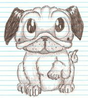 Pugadoodle by puggers