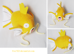 Shiny Magikarp by Fox7XD