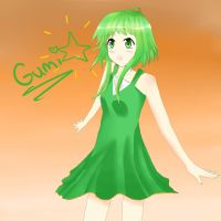 Gumi by TheCrystalWolf100