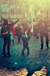 Happiness is in Prague by CasheeFoo