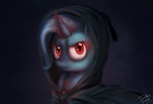 The Dark and Mysterious Trixie by TurboSolid