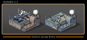 Isocity Entry by iSohei