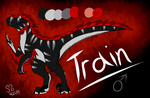 Train the Raptor by Zs99