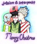 MAOH Christmas :COMPLETE: by PuppyshipperLenz