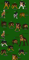 Pups from Breeding by DragonHeartLuver