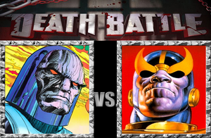 Death Battle Request VIII by Guyverman
