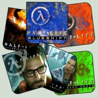 Half-Life Icon Pack by Alucryd