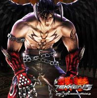 tekken 5 by darkyuan