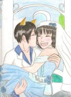 Contest Entry: Bride And Groom by shadowxneji