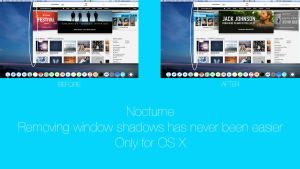 OS X Shadow Hider - Nocturne by rsood