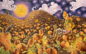 The Pumpking by EmilyWalus