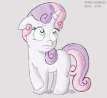 Sweetie Belle by ScoBionicle99