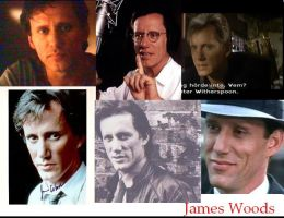 James Woods by Christis