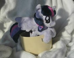 Mini Twilight Sparkle by Ketikaket