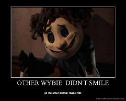 poor other Wybie by Freddylover13