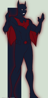 DSC Batman Beyond by TULIO19mx