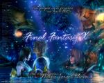Tidus and Yuna wallpaper by 7Mp