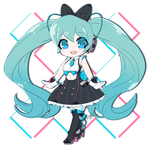 Magical Mirai 2016 by PeachUnit