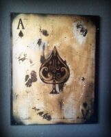 Ace of Spades by SimplySaraArt