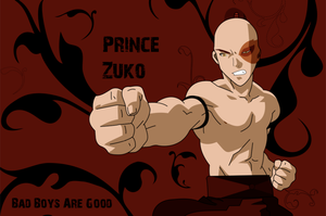 Prince Zuko, Bad Boys Are Good by TashaPhoenix