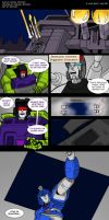 A Long Shot - Page 28 by Comics-in-Disguise