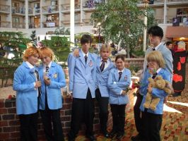 Ouran Host Club 03 at NDK 08 by LxTrix
