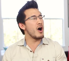Markiplier screenshot. by StarryScorchio4