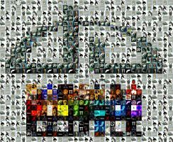 4th dAversiary photomosaic by gaeamil