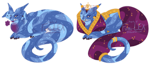 Rare Fumi Dragon Auction!! [ENDED] by Fumi-LEX