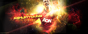 Ashley Young by Mister-GFX