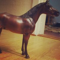 War Admiral - Breyer by CrocodileRawk