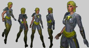 Mithril Style Sheet -CO- by MorgensternX