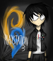 PlayStation 3 by cloudmuffin727