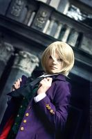 Alois Trancy - III by DenikaKiomi