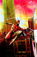 Daredevil 6 by skyscraper48