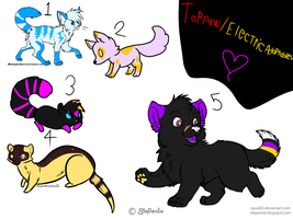 Name Your Prices 1 by ElectricAdoptables