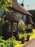 dorset cottage 1 by awjay