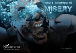 Don't Drown In Misery by Nightfrost4