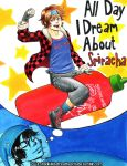 All Day I Dream About Sriracha Cover by viciousSHADi