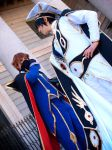 My last order - Lelouch and Suzaku by Carlos-Sakata