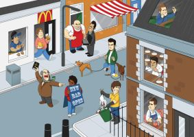 The Worlds Worst Jobs by Ian-Summers