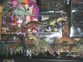 Some Dinosaur Display at my room - 1 by Mechanic-Star