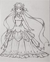 Project Moemon: Mega Diancie by XXD17