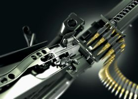 close up mg 42 reload-unit by MUKKELKATZE