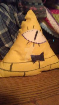 bill cipher by catrinacally