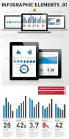 Infographic Elements Template Pack by HarTechSoftworks
