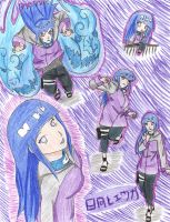 all about HINATA by twinLtwinV
