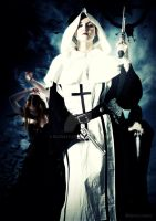 Sister Mary von Awesome by elcrazy
