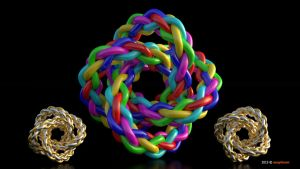 Torus Knot - Braid(112) by asopticom